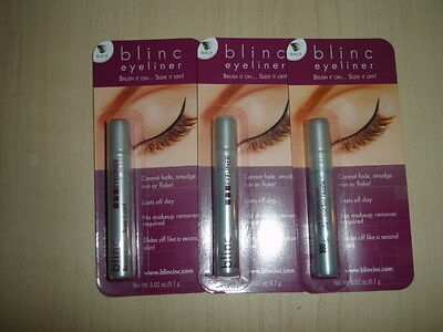 Blinc Kiss Me Eyeliner Black Sample Size(3) Brand New! ()