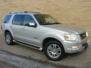 2006 Ford Explorer Limited 4X4. Leather! P.Sunroof! Heated Seats