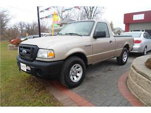 2008 Ford Ranger Reg Cab 2WD **ONLY 81,000kms!**