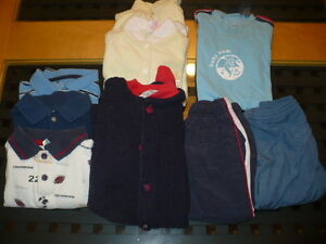 Lot of 12 Month Baby Clothing