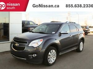 2010 Chevrolet Equinox LTZ, LEATHER, SUNROOF, NAVIGATION