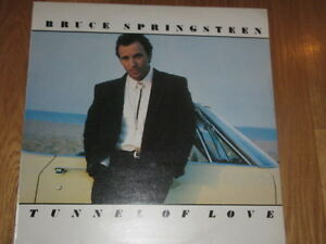 a2 LP BRUCE SPRINGSTEEN TUNNEL OF LOVE rare CZECHOSLOVAKIA edition CBS purple la - Italia - a2 LP BRUCE SPRINGSTEEN TUNNEL OF LOVE rare CZECHOSLOVAKIA edition CBS purple la - Italia
