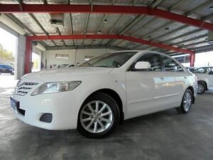 2010 Toyota Camry ACV40R MY10 Altise White 5 Speed Automatic Sedan Welshpool Canning Area Preview