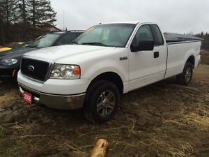 2008 ford f150 4x4 loaded xlt