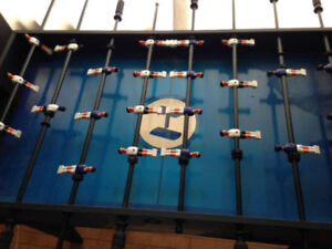 Hockey, Foosball Game Table
