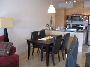 TO RENT Montreal 3 1/2 Fully Furnished Jean-Talon Station