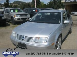 2003 Volkswagen Jetta 1.8T local one owner! Extra clean!