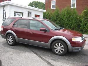 2008 Ford Taurus X SEL, AUT,  6 PASSAGER