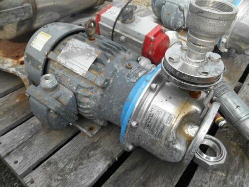"1"" x 2"" x 6"" Goulds Centrifugal Pump, S/S (43521)"