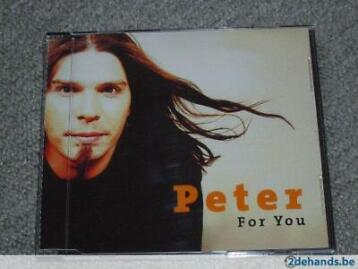 CD-single PETER - for you