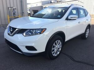 2016 Nissan Rogue S AWD Back-up Cam,  Bluetooth,  A/C,