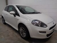 FIAT PUNTO , 2012 REG , LOW MILES + FULL HISTORY , YEARS MOT , FINANCE AVAILABLE , WARRANTY