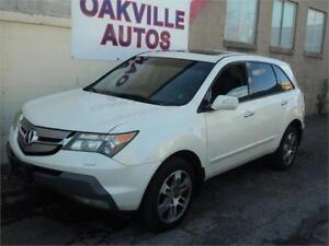 2007 Acura MDX 4X4 AS IS