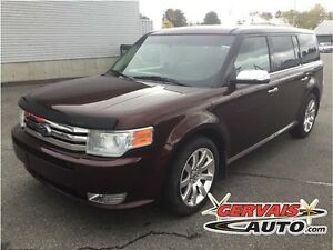 Ford Flex Limited AWD Cuir Toit Ouvrant 6 Passagers MAGS 2009