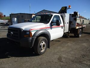 2005 Ford F550 Service Truck at Auction