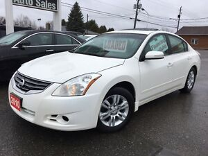 2010 Nissan Altima SL // LEATHER - SUNROOF - REMOTE START