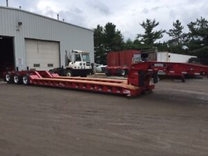 2019 55 TON LOW BED FLOAT. TRAILERS FOR SALE/RENT.