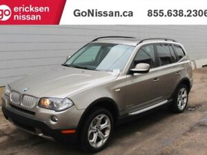 2010 BMW X3 xDrive30i, Great condition, Luxury AWD, Leather