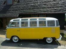 1958 Volkswagen Kombi Samba 23 window Yellow Manual Bus Burwood Burwood Area Preview