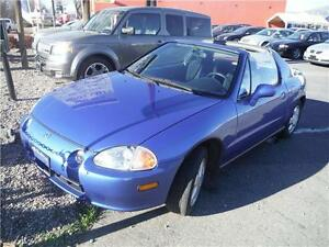 1993 Honda Civic Del Sol!!!! Convertible!