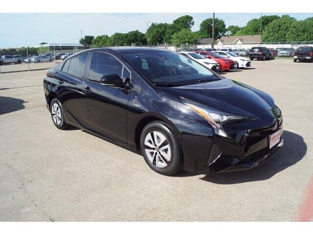Image 1 Voiture American used Toyota Prius 2018