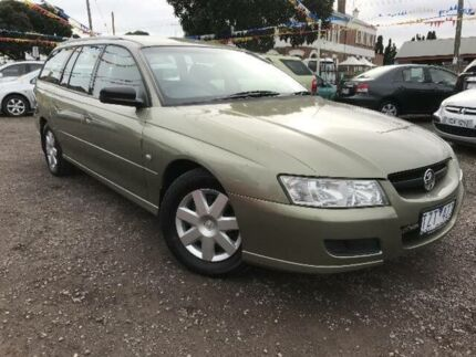 2005 Holden Commodore VZ Executive Gold 4 Speed Automatic Wagon South Geelong Geelong City Preview
