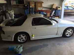 RX7 BARN FIND 1986 ORIGINAL OWNER CRAZY!!!