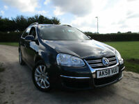 Volkswagen Golf 1.9TDI DPF ( 105ps ) SE Auto Estate