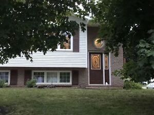 3 Bedroom, 1.5 Bathroom house for Rent in Moncton North End.