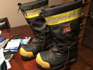 Dakota Winter Work Boots.  Rated to -100 degrees. Like New!