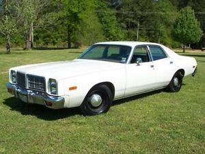 WANTED 1975-1978 PLYMOUTH FURY