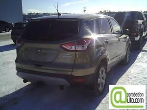 2013 Ford Escape SE, À PARTIR DE 58$$/SEM. 100% APPROUVÉ !