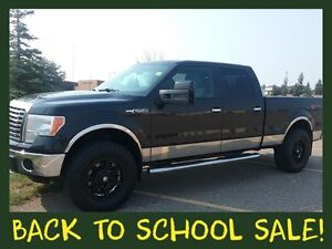 2011 Ford F-150 SuperCrew 4x4 XLT