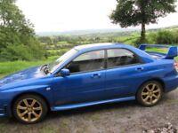 2005 SUBARU Impreza R Sport AWD Bi-fuel 2.0 1994CC