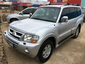 2003 Mitsubishi Pajero NP Exceed LWB (4x4) 5 Speed Auto Sports Mode Wagon Hoppers Crossing Wyndham Area Preview