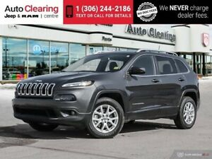 2017 Jeep Cherokee 4WD with Heated Seats