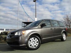 2016 Dodge Grand Caravan Canada Value Package (CLEAN CARFAX, 3.6