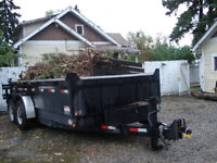 Bush, and Tree Removal! Contact us today!