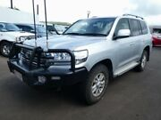 2015 Toyota Landcruiser VDJ200R GXL Silver Pearl 6 Speed Sports Automatic Wagon Atherton Tablelands Preview