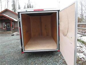 CANADIAN MADE 5'  x 8' CARGO WITH A V-NOSE Prince George British Columbia image 5