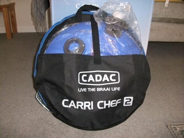 Cadac Carri Chef 2 Gourmet Combo Bbq Brand New In