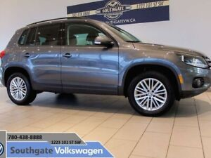 2016 Volkswagen Tiguan CERTIFIED PRE-OWNED | SPECIAL EDITION | B