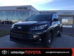 2018 Toyota Highlander XLE Text 403.393.1123