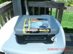 NEW Reliance Portable Wash'n Go 3 gal sink for camping etc