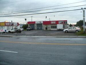 garage ou entrepot a louer bl st francois  jonquiere Saguenay Saguenay-Lac-Saint-Jean image 2