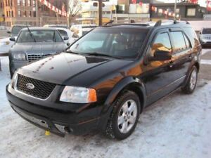 2005 Ford Freestyle Limited All-wheel Drive