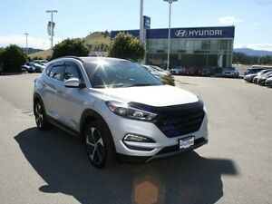 "2016 Hyundai Tucson Limited 4dr All-wheel Drive ""DEMO\"""