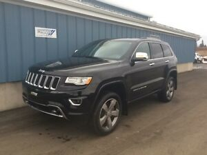 2015 Jeep Grand Cherokee Overland ECO DIESEL 4X4