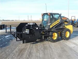 Duo Lift HBR2550 Grain Bag Roller for Skid Steers - 50% Rebate Regina Regina Area image 1