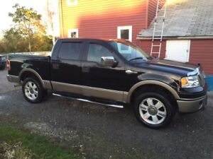 2006 Ford F150 King Ranch - LOW KMS!!!